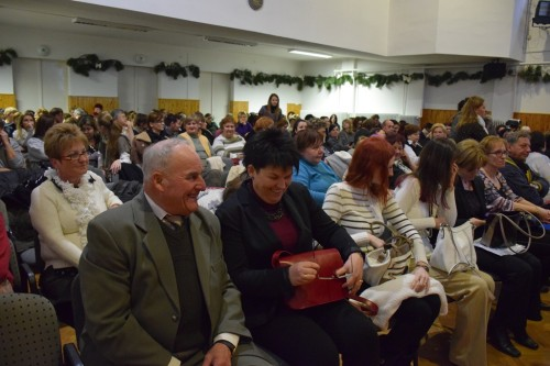 Évértékelő értekezletet tartott a Hajmáskér-Sólyi Református Társegyházközség Házi Segítségnyújtó szolgálata